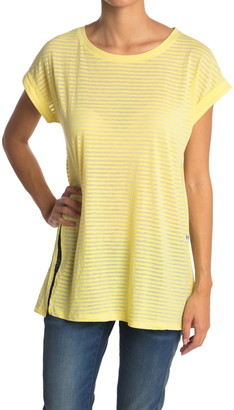 G Star Luge Knotted Stripe Tee