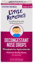 Bed Bath & Beyond Little Noses® Decongestant Nose Drops