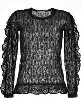 IRO 'Jereyn' top - women - Cotton/Polyamide/Spandex/Elastane - 36