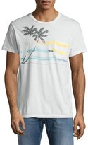 Sol Angeles Waves Throwback Pocket T-Shirt