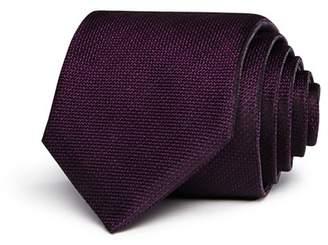 John Varvatos Birdseye Classic Tie