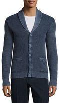 Michael Kors Linen-Blend Textured Sweater