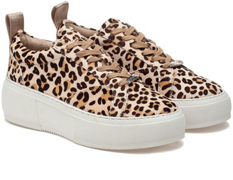 J/Slides Courto Leather Sneaker