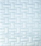 Matouk Full/Queen Basket Weave Quilt