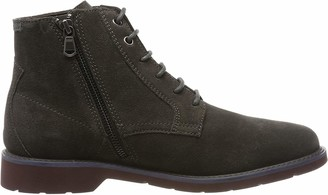 Geox Men's U Garret B Mid-calf Ankle Boots