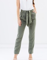 Oasis Casual Tencel Trousers