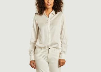 Hartford Carpo Cotton And Silk Shirt - 3