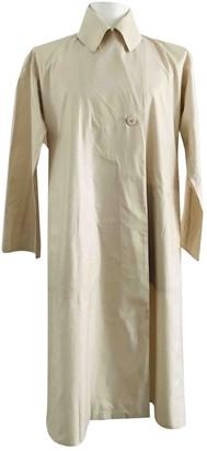 Issey Miyake Beige Coat for Women Vintage