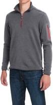 Ivanhoe of Sweden Assar Sweater - Zip Neck, Merino Wool (For Men)