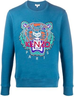 Kenzo Holiday Capsule Tiger sweatshirt