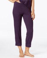 Alfani Printed Cropped Pajama Pants, Only at Macy's