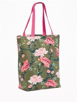Old Navy Printed Canvas Tote for Women