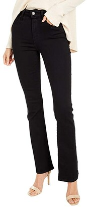 Levi's(r) Womens 725 High-Rise Bootcut (Soft Black) Women's Jeans