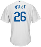 Majestic Men's Chase Utley Los Angeles Dodgers Replica Jersey