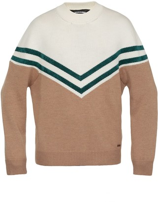 DSQUARED2 Collage Sweater