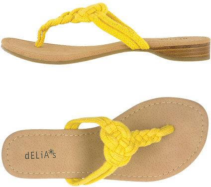 Delia's Myra Rope Thong