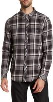 Billabong Vantage Plaid Long Sleeve Core Fit Shirt