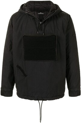 Stone Island Shadow Project Chest Pocket Hooded Jacket