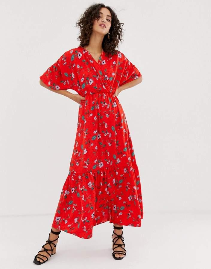 9ab30202d5 Vero Moda Red Dresses - ShopStyle