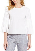 Antonio Melani Cheshire 3/4 Sleeve Blouse