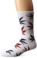 HUF Men's Plantlife Crew Sock