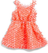 Billieblush Billie Blush Girls Cotton Organza Dress