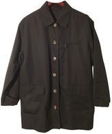 Bogner Black Trench Coat for Women