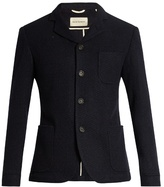 Oliver Spencer Solms notch-lapel wool jacket