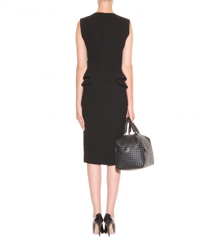 Bottega Veneta WOOL-CREPE DRESS