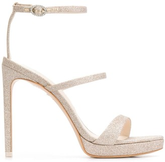 Sophia Webster Glitter Sandals