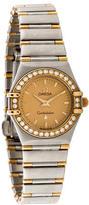 Omega Constellation Watch