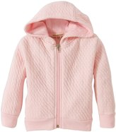 Burt's Bees Baby Quilted Jacket (Baby) - Blossom-3-6 Months