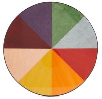 Matilda Goad - Rainbow Spectrum Lacquered Placemat - Multi