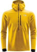 The North Face Summit L2 FuseForm Grid Fleece Hooded 1/2-Zip Jacket - Men's