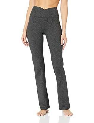 Core 10 Amazon Brand Women's Standard 'Build Your Own' Yoga Boot Cut Pant (XS-XL