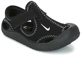 Nike SUNRAY PROTECT TODDLER Black / White