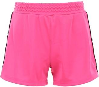 Chiara Ferragni Logomania Jersey Shorts