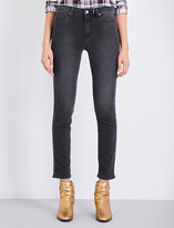 Paige Hoxton crop rollup jeans