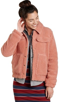Toad&Co Hutton Sherpa Jacket - Women's