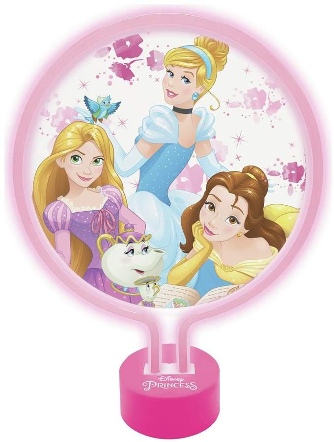 Disney Princess Neon Light
