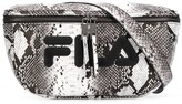 Fila snakeskin-effect belt bag