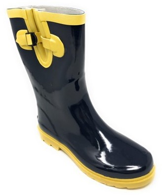 Forever Young Women's Two Tone Rain Boots
