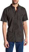 Ezekiel Prowler Short Sleeve Regular Fit Woven Shirt