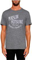 Kitsune T-shirt 'palais Royal'