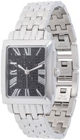 Steel By Design Steel by Design Square Face w/ Crystals PantherLink Watch
