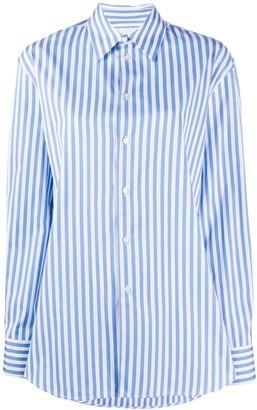 Jil Sander Striped Regular-Fit Shirt