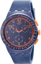Swatch Men's STSUSN401 Originals Rebirth Analog Display Quartz Watch