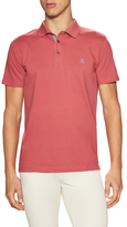 Corneliani Plain Cotton Polo