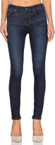 A Gold E AGOLDE Sophie High Rise Skinny