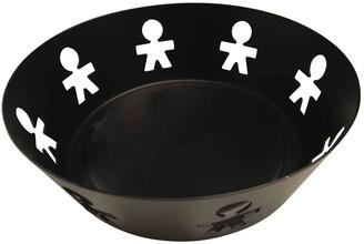 Alessi Black Steel Dinnerware